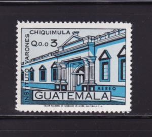 Guatemala C514 MNH Boys School in Chiquimula (D)