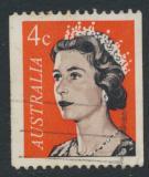 Australia  Sc# 419  Coil Stamp    1966  Used