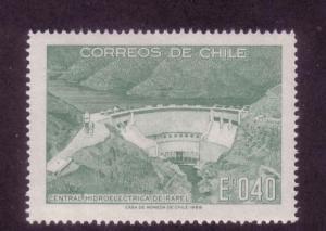 Chile Sc. # 377 MNH Dam