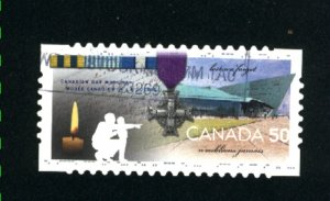Canada #2108  -1  used VF 2005 PD