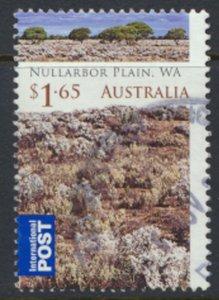 Australia SG 3848 Used ordinary gum SC# 3772 Nullarbor Plain  see scan / details