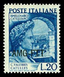 ITALY-x-TRIESTE 56  Mint (ID # 58609)