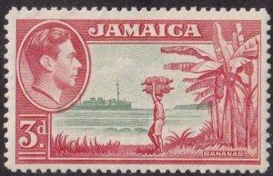 Jamaica #152 Mint