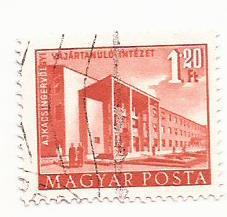 Hungary 1953 - Scott #1056A *