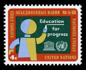United Nations - New York 134 Mint (NH)