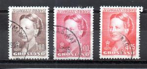 Greenland 217-228 used