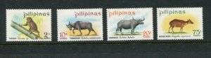 Philippines MNH 1006-9 Animals Fauna