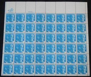 MALACK 1770 15c Robert Kennedy, VF OG NH, Full Sheet..MORE.. sheet1770