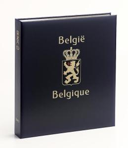 DAVO Luxe Hingless Album Belgium IX 2016-2018