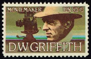 US #1555 David Griffith; Used (0.25)