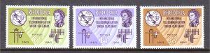 Rhodesia - Scott #200-202 - MNH - SCV $8.00