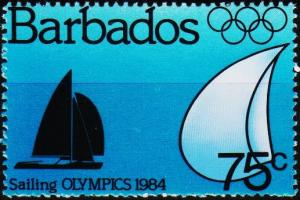 Barbados. 1984 75c S.G.747 Unmounted Mint
