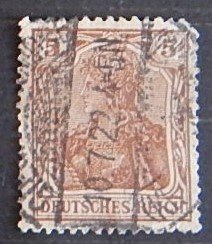 Reich, Germany, (2254-T)