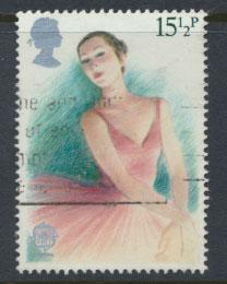Great Britain SG 1183 - Used - Theatre