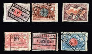 Belgium Belgique België STAMP COLLECTION LOT