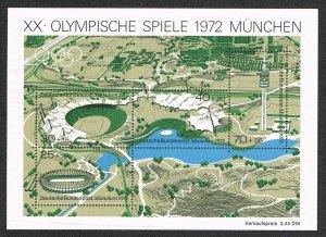 Germany MNH B489