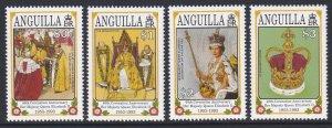 882-85 Coronation Anniversary MNH