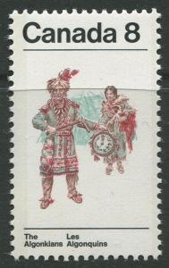 STAMP STATION PERTH Canada #569 Indiand1973 MNH CV$0.35