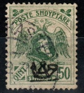 Albania #133   F-VF Used CV $10.50 (X886)