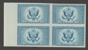 U.S. Scott #771 Airmail Special Delivery Stamp - Mint Block of 4