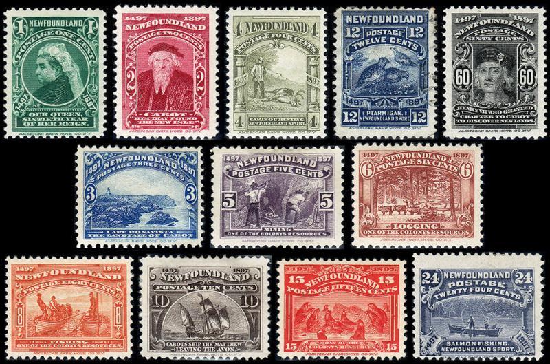 Newfoundland #69 Mint Vf Easy To Use Canada