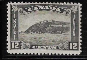 CANADA, 174, HINGED, THE CITADEL AT QUEBEC