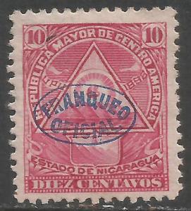 NICARAGUA O122 MOG Z2999