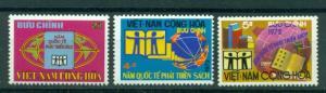 Vietnam #441-443  Mint  NH  Scott $5.10