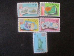 Bahamas #597-01 Mint Never Hinged WDWPhilatelic (H6L8)