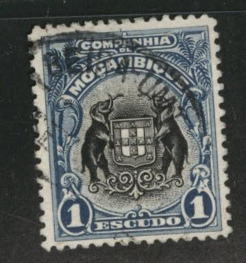 Mozambique  Company Scott 143 used stamp