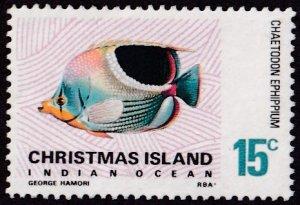 Christmas Island #29 Mint