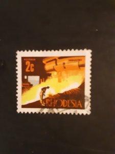 *Rhodesia #276                   Used