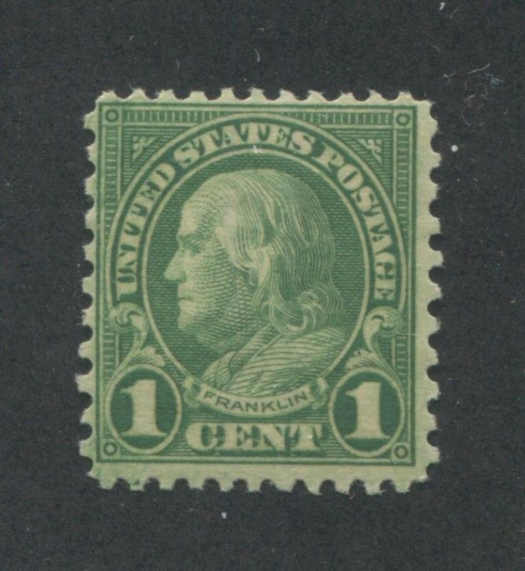1923 Us 1 Cent Postage Stamp 578 Mint Never Hinged Average