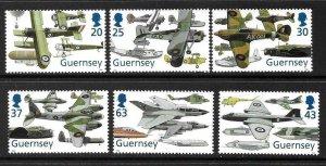 1998   AVIATION  -  GUERNSEY  -  SG.  774 / 779  -  ROYAL AIR FORCE  - UMM