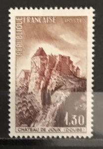 France 1965 #1112, MNH, CV $.90