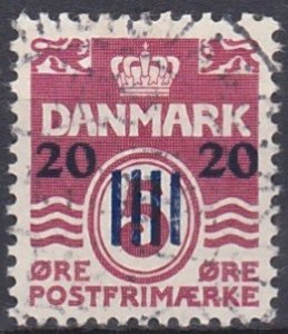 Faroe Islands 3 used (1940-1941)