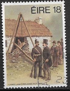 Ireland 1981 Land Law Act Centenary SC#513   Cancelled