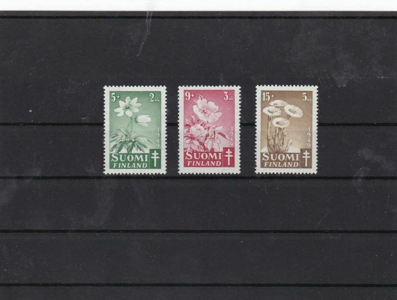 finland 1949 mnh   stamps  ref 7430