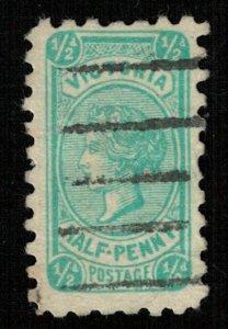 1901-1905, Queen Victoria, 1/2d, Great Britain (RТ-844)