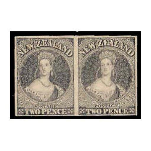 New Zealand 1906 Hausburg 2d Chalon Head Reprints
