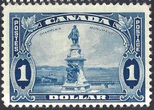 CANADA 227 Mint FVF Bright