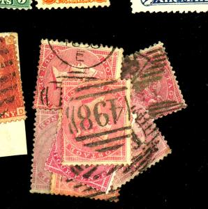 Great Britain #26 (7) Used Ave-FIne