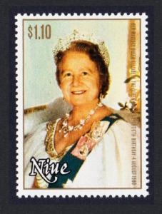 Niue Queen Mother 80th Birthday SG#364 SC#291