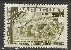 PARAGUAY C226 VFU O552-4