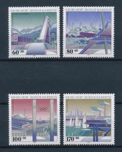 [56184] Germany 1993 Olympic games Stadium MNH