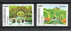 Luxembourg 1143-1144 MNH
