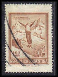Argentina Used Very Fine ZA6382