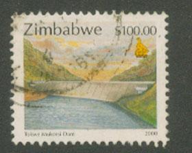 Zimbabwe SG 1021 FU