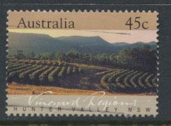 Australia SG 1347  Used  - Vineyard Regions