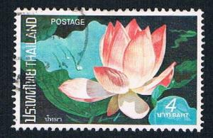 Thailand 651 Used Water Lily 1973 (BP2547)